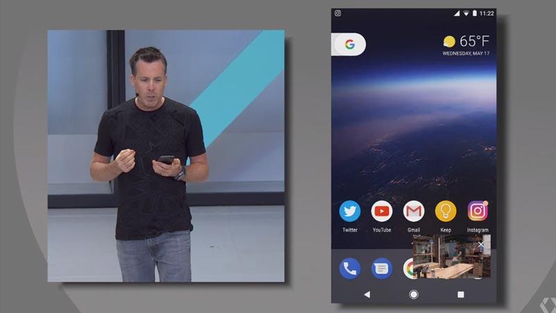 Android O multitache
