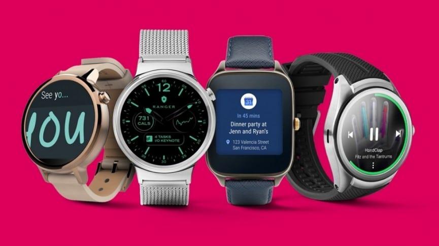 Android Wear à la Google I/O 2017