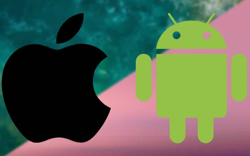 apple android iphone