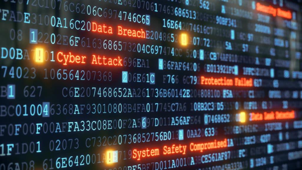 cybersecurite base de données mots de passe volés