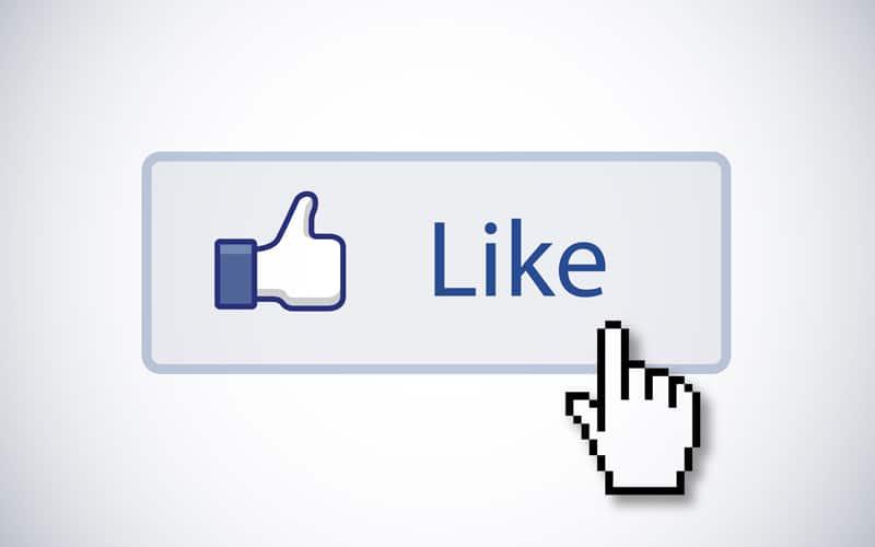 facebook 6 likes amende