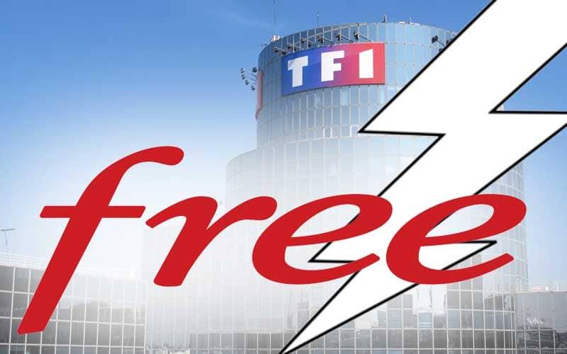 free tf1 couper acces chaine