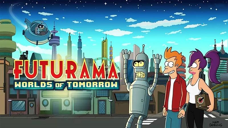 Futurama, Futurama Worlds of Tomorrow, jeu mobile