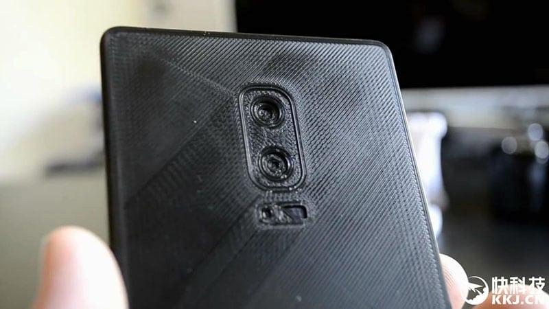 Galaxy Note 8 3D
