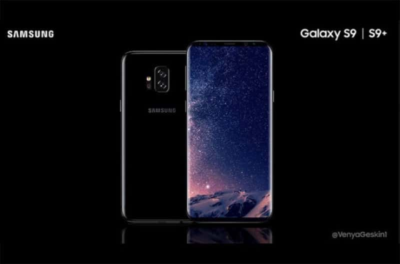 galaxy s9 snapdragon 845 exclu
