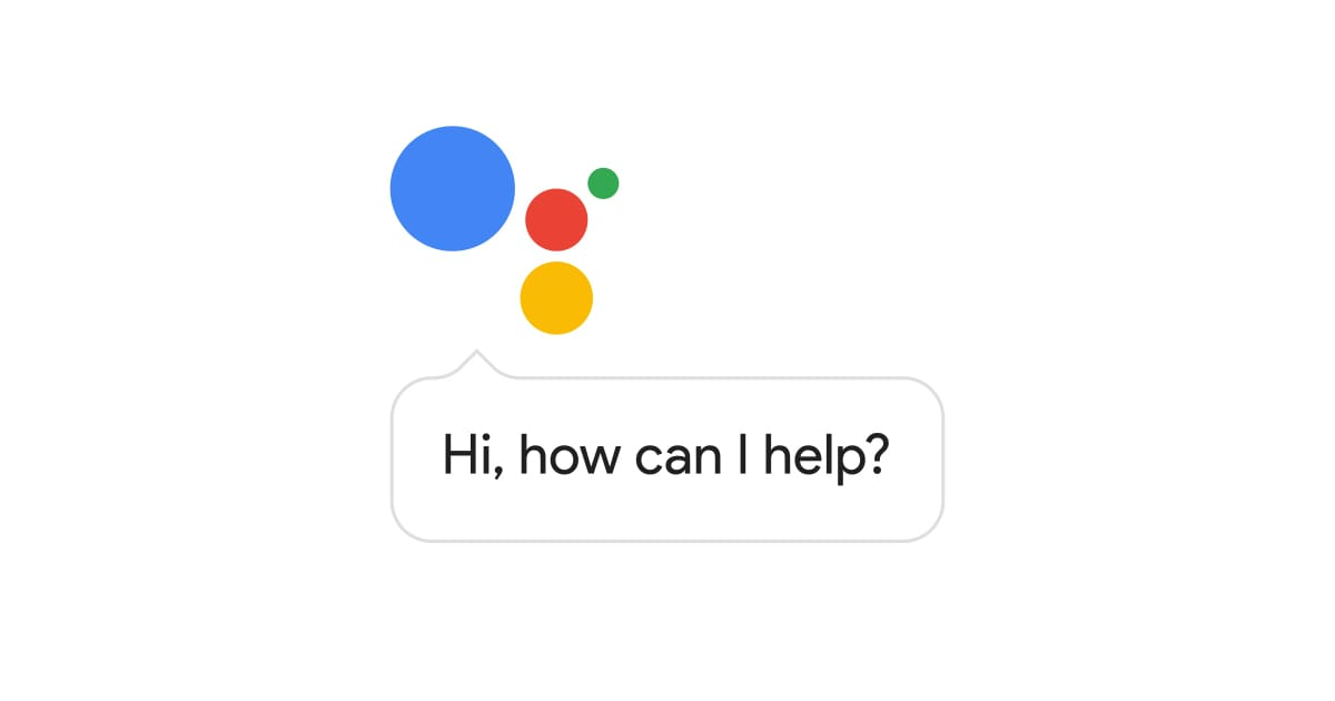 Google Assistant version iOS 2017