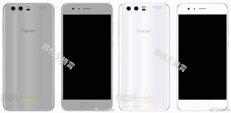 honor 9, honor, argent, blanc