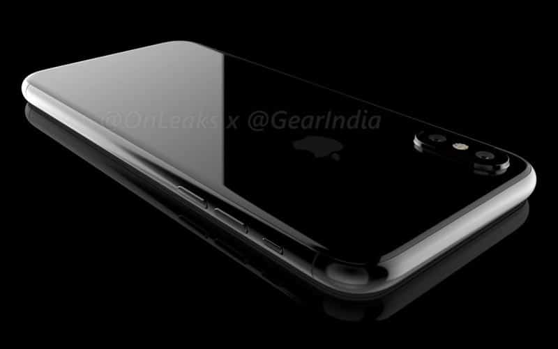 iPhone 8 sortie septembre 2017