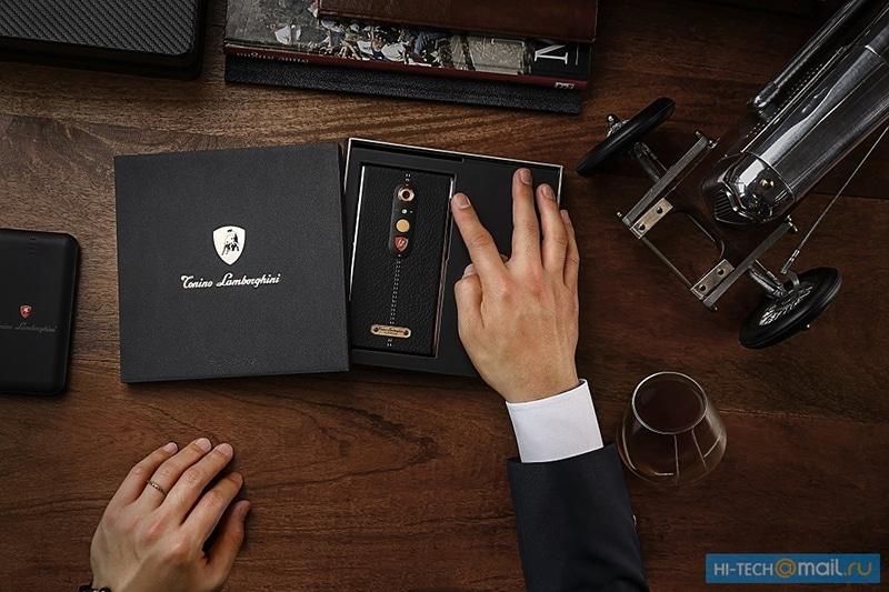 Lamborghini, Lamborghini Alpha One, smartphone