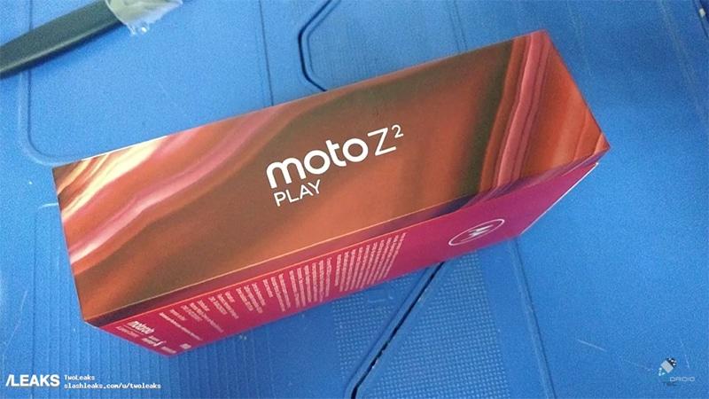 moto z2 play, lenovo, packaging