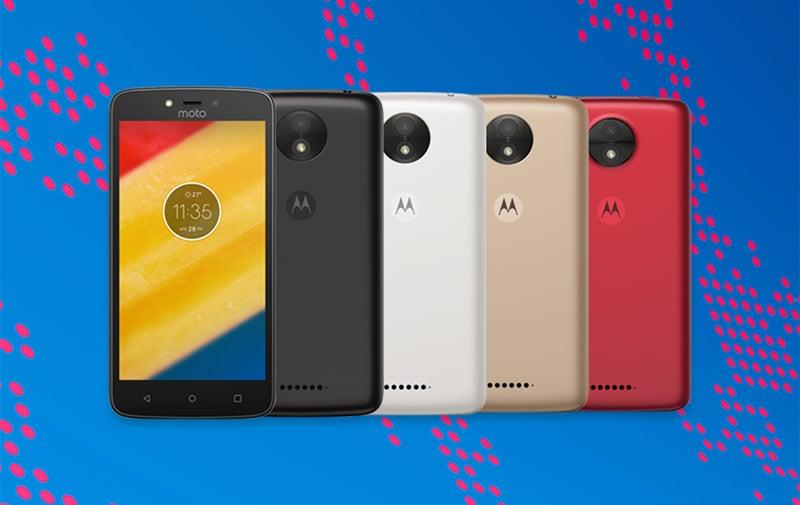 Motorola, Moto C, Moto C Plus