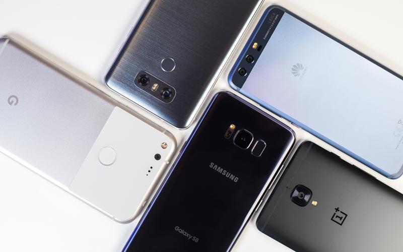 premier smartphone android monde