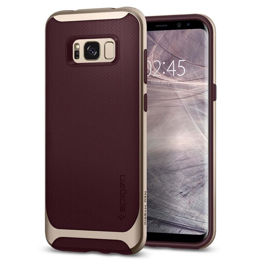 spigen neo hybrid coque Galaxy S8 Plus