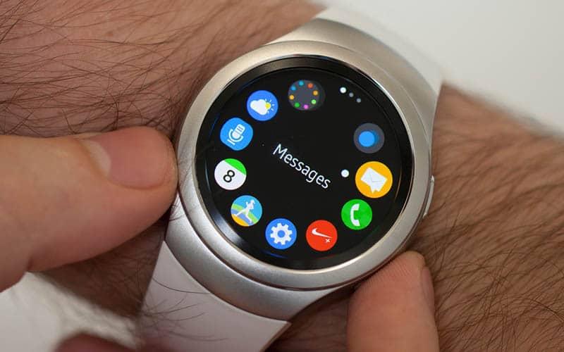 samsung brevette smartwatch inspecteur gadget