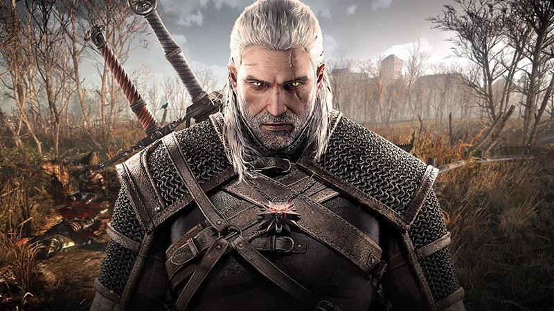 The Witcher 3, CD Red Projekt, Geralt de Riv