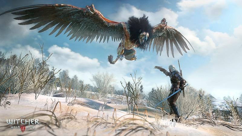 The Witcher 3, CD Red Projekt, Geralt de Riv