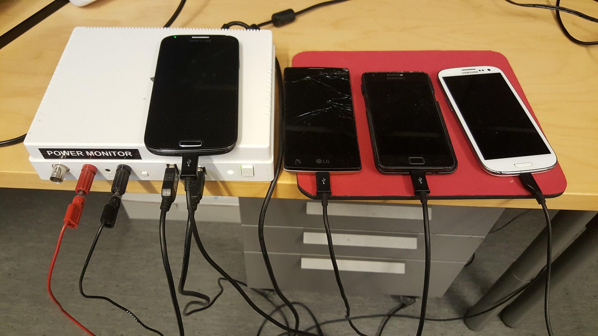 ubispark smartphones data center