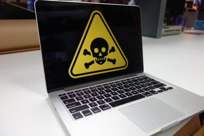 virus mac dangereux histoire