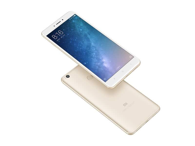 xiaomi mi max 2, xiaomi, smartphone