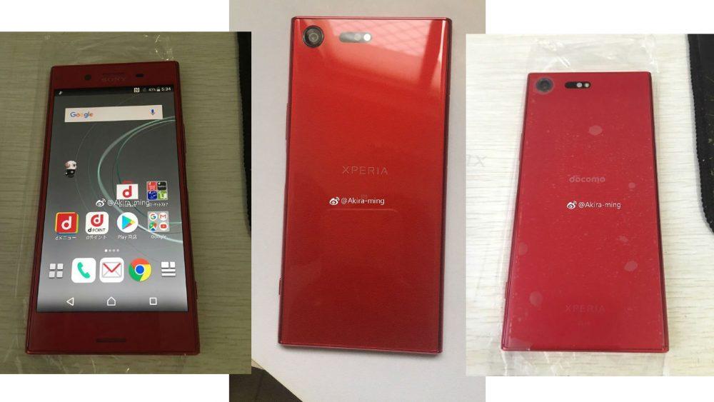 sony xperia xz premium red, sony, smartphone