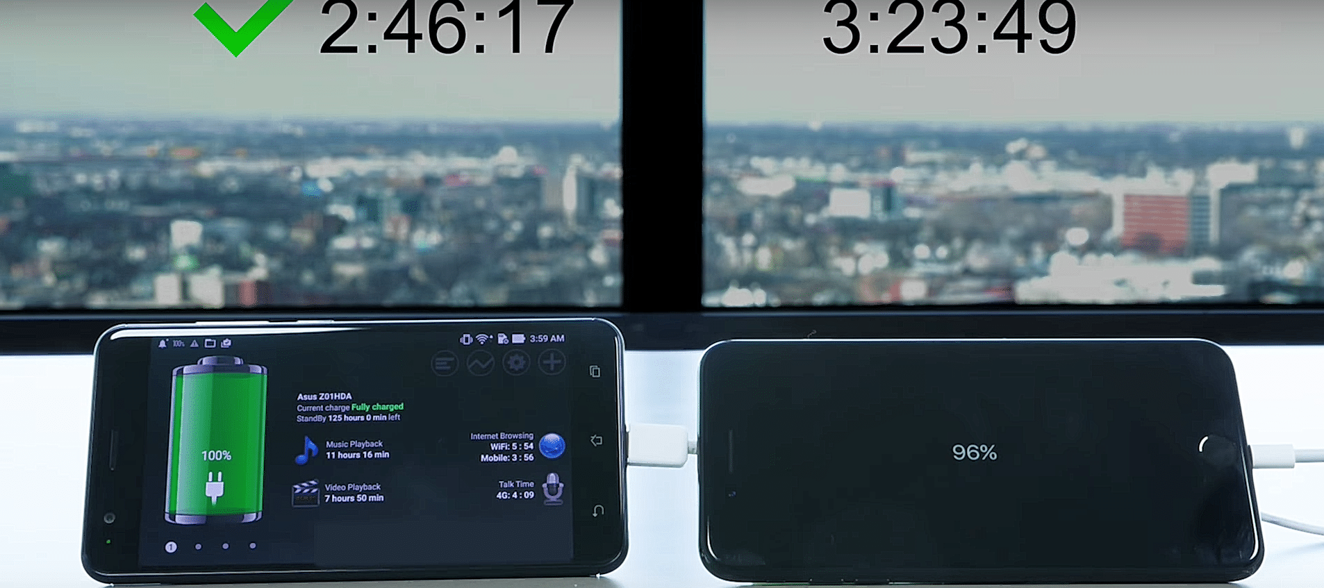 asus zenfone 3 zoom vs iphone 7 plus