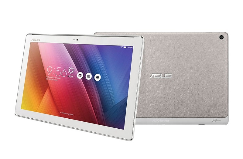 soldes t 2017 tablette asus zenpad 10 z300m 16go aurora metallic 107 90. Black Bedroom Furniture Sets. Home Design Ideas
