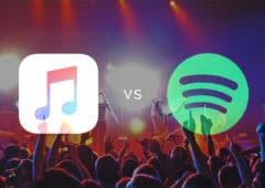 Apple Music vs spotify 2