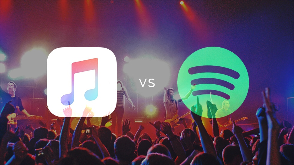 apple music spotify abonnement annuel