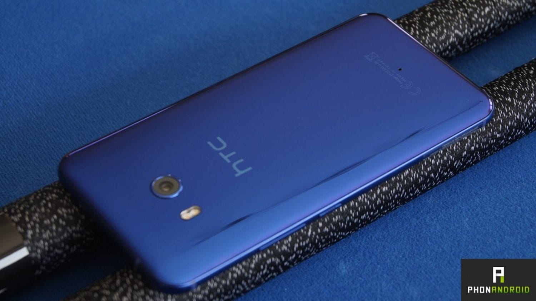HTC U11 arriere