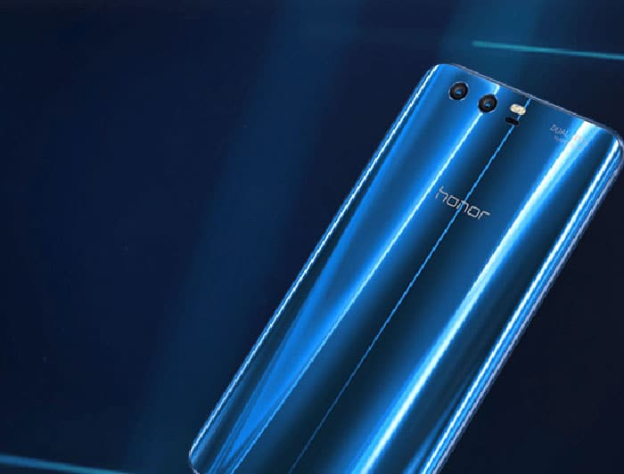 huawei honor 9 sortie officielle