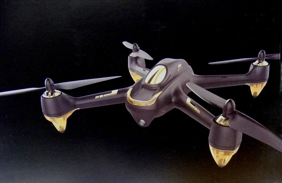 Hubsan H501S X4 alternative dji spark