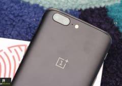 OnePlus 5 test apparei photo
