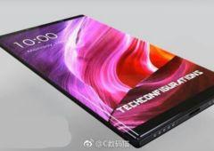 Xiaomi Mi MIX 2 concept
