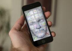 apple iphone facial
