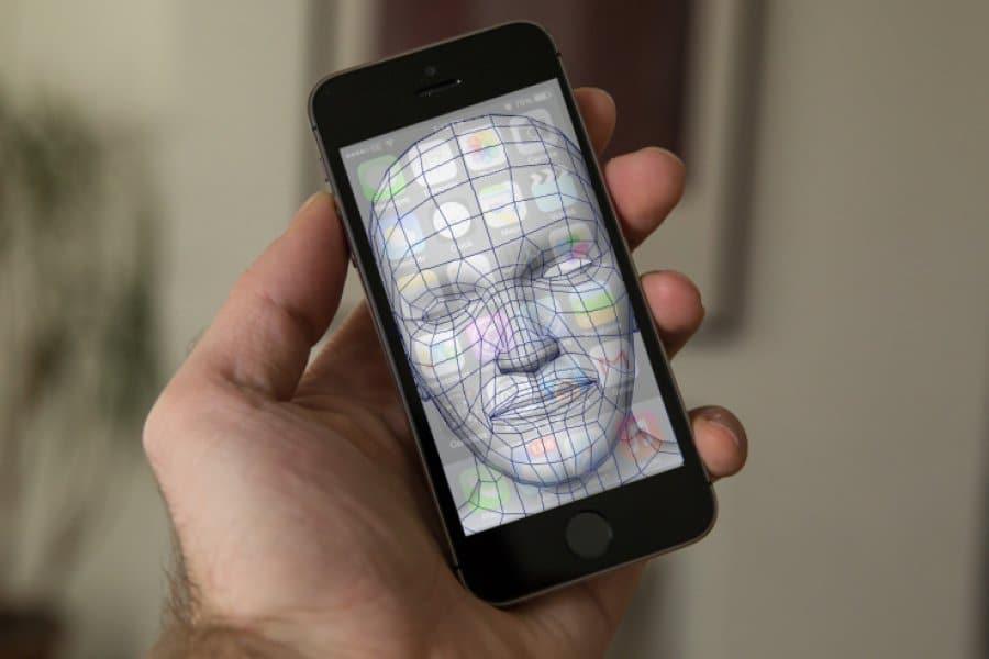 iphone apple reconnaissance facial