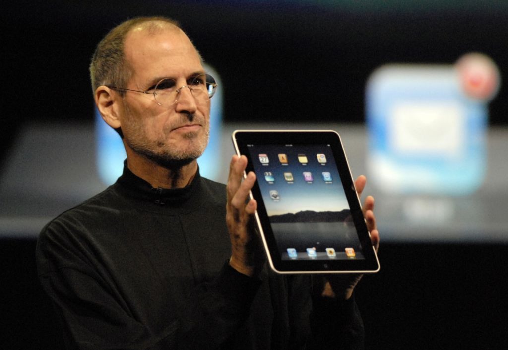 ipad steve jobs apple