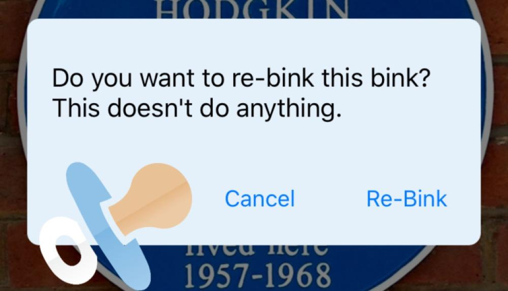 binky bink social