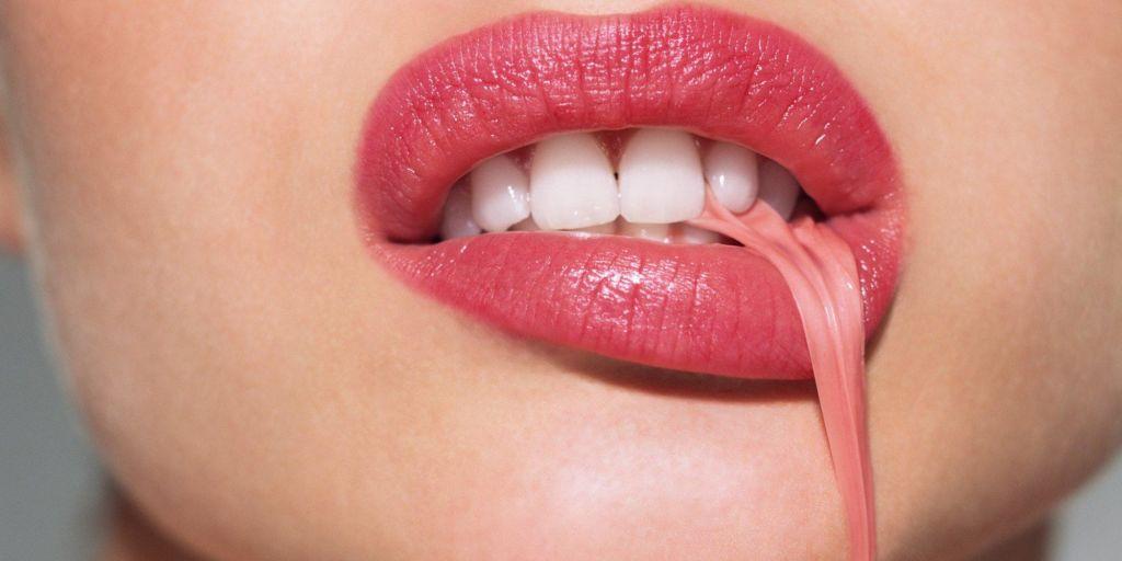 smartphone chewing gum