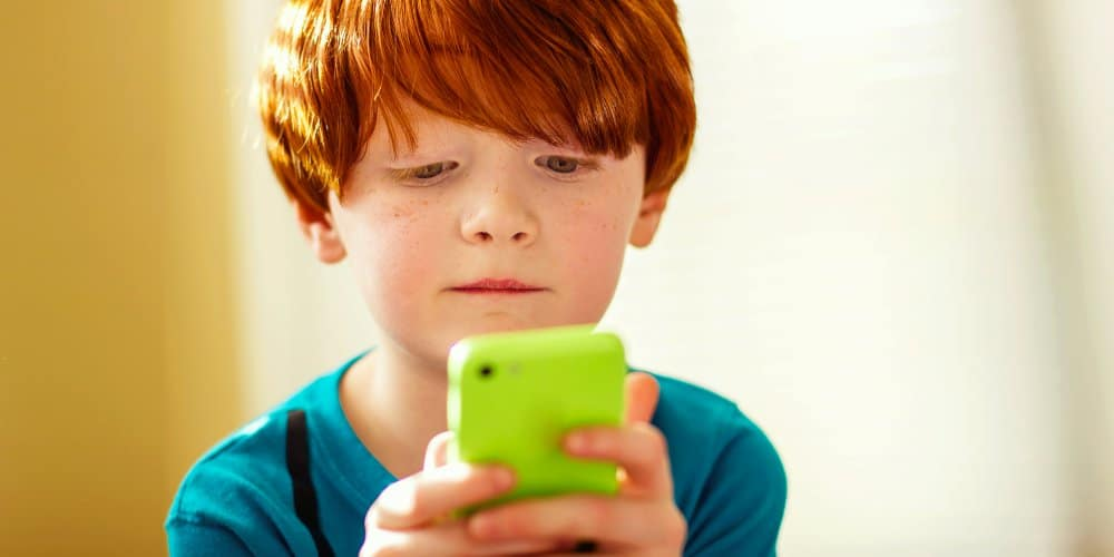enfant smartphone addiction cocaine