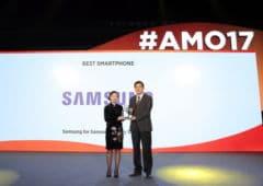 galaxy s8 meilleur smartphone mwc shanghai