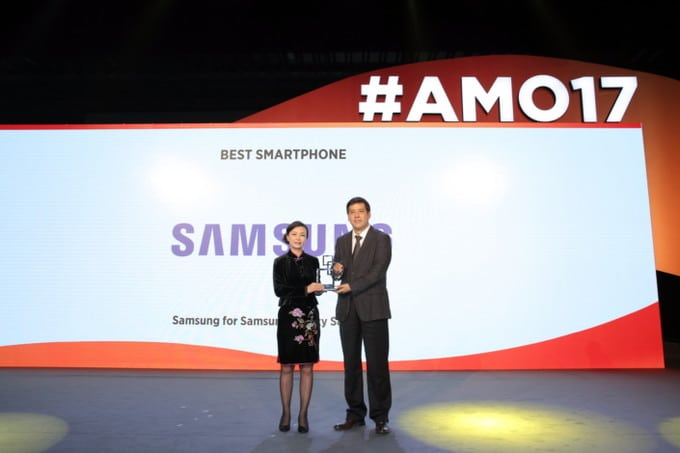 galaxy s8, galaxy s8+, samsung, mwc shanghai, meilleur smartphone