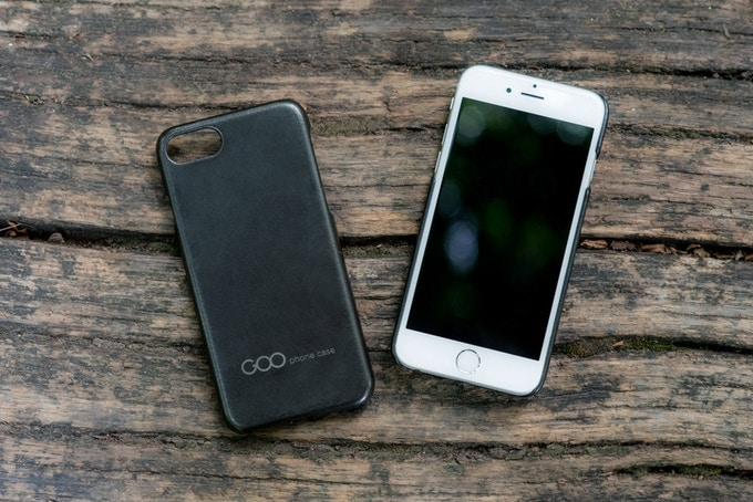 goog connect, goo phone case, coque antibacterienne