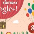 google + fête six ans