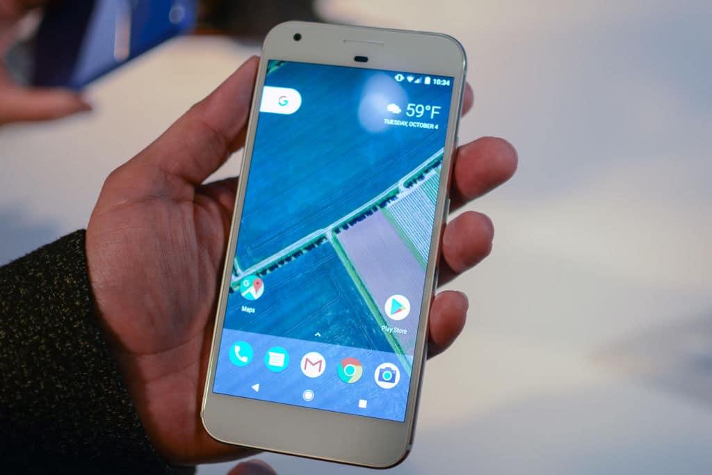 google pixel phone vente