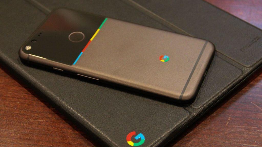 google pixel dos tactile