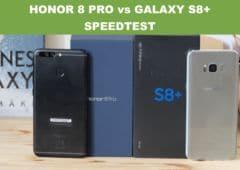 honor 8 pro vs galaxy s8