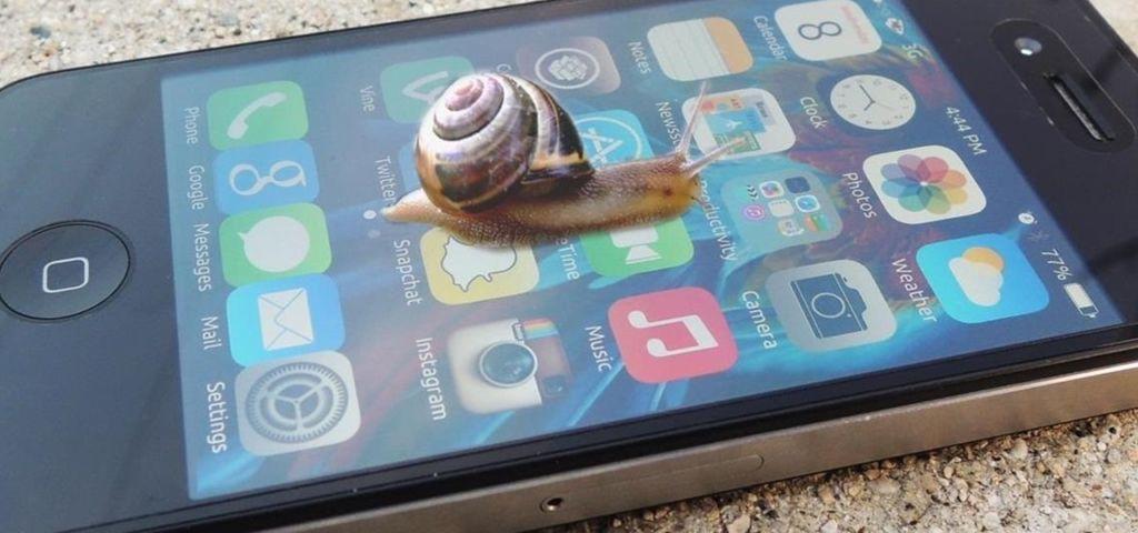 oneplus 5 iphone 7 speedtest