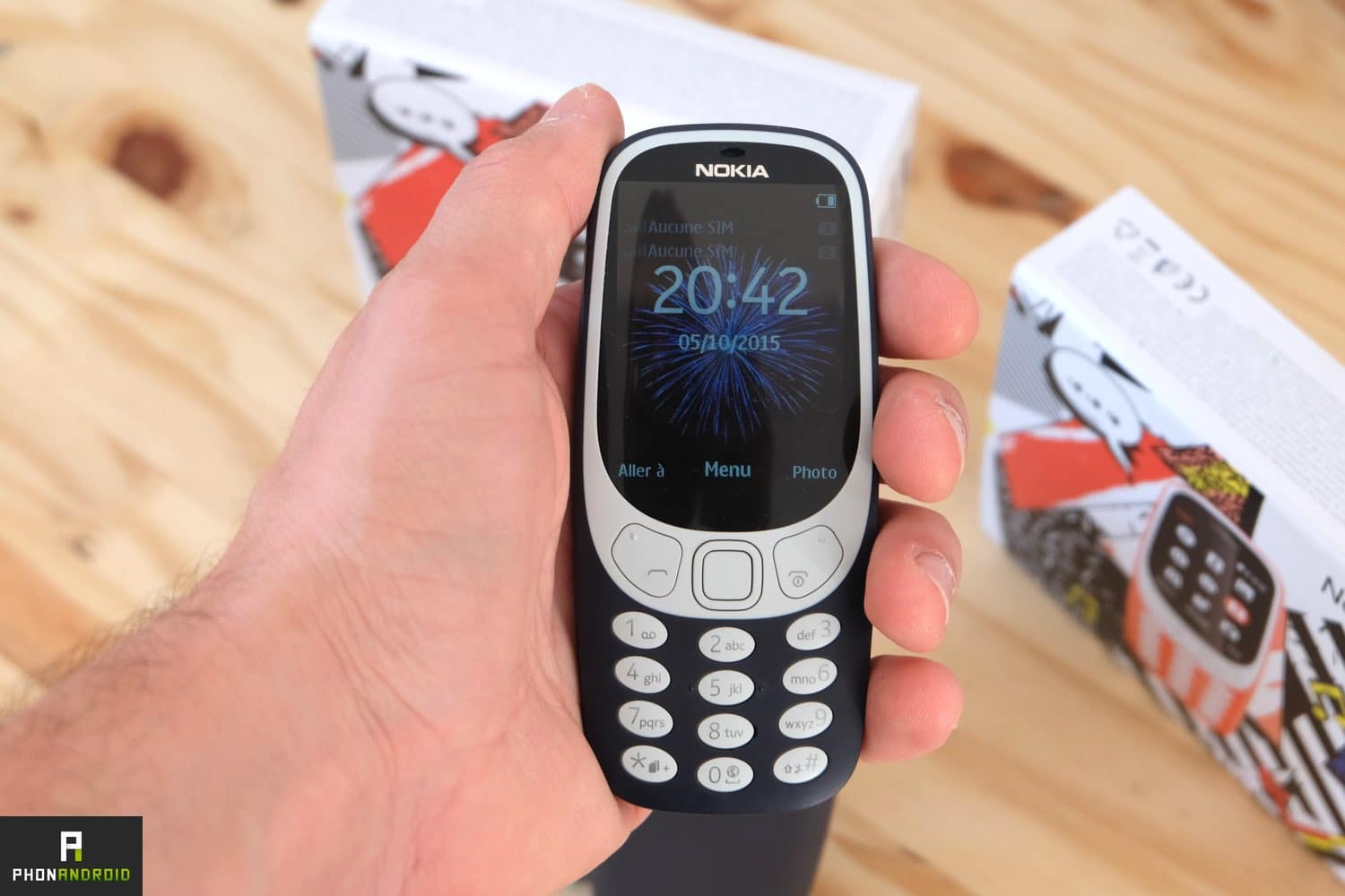 nokia 3310 2017 test review