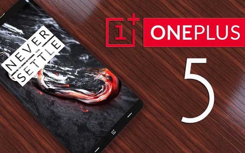 oneplus 5 premier rendu presse officiel