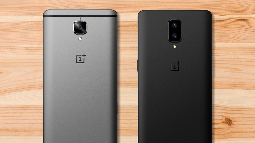 oneplus 5 black gray